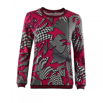 Langarm-Shirt »Fuchsia«
