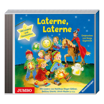 CD »Laterne, Laterne«