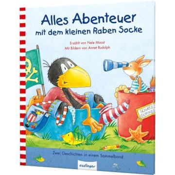 Der kleine Rabe Socke: Alles Abenteuer mit dem kleinen Raben Socke