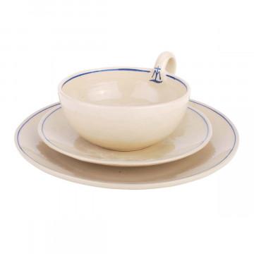 Tee-Set dreiteilig
