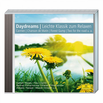 CD »Daydreams«