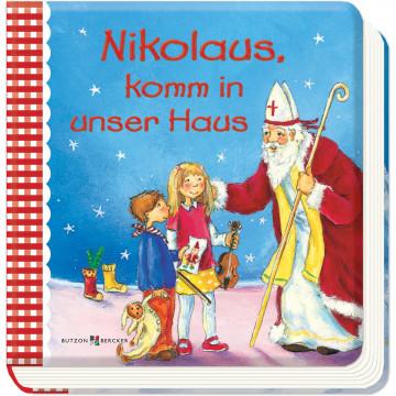 Nikolaus, komm in unser Haus (1 Stück)