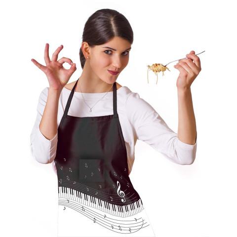 Küchenschürze »Musik«