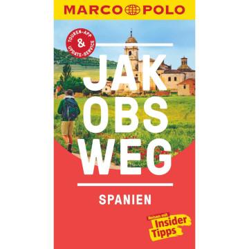 MARCO POLO Reiseführer Jakobsweg, Spanien