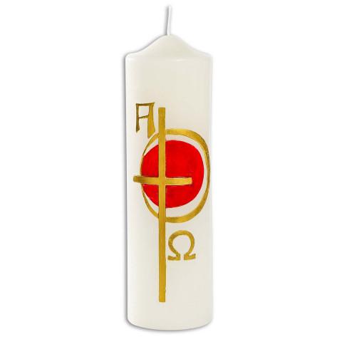 Kerze »Osterfreude«