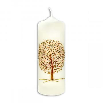 Kerze »Stark wie die Liebe«