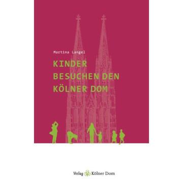 Kinder besuchen den Kölner Dom