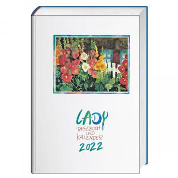 Lady - Tagebuch und Kalender 2022