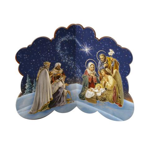 Krippe »Heillige Familie«