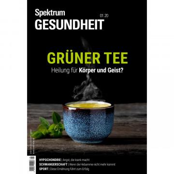 Spektrum Gesundheit- Grüner Tee
