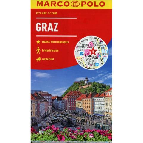 MARCO POLO Cityplan Graz 1:12 000
