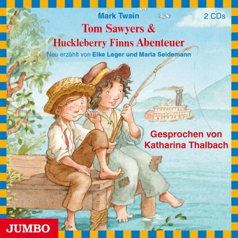 Tom Sawyers & Huckleberry Finns Abenteuer