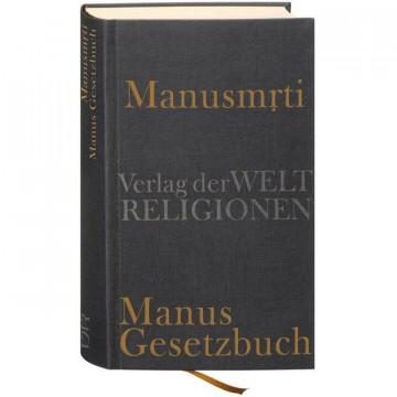 Manusmrti - Manus Gesetzbuch