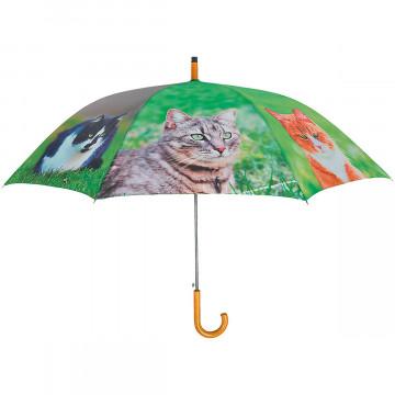 Regenschirm »Katzen«