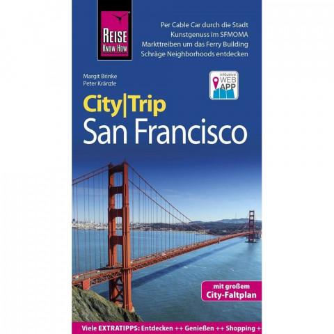 Reise Know-How CityTrip San Francisco