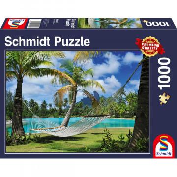 Auszeit Puzzle 1.000 Teile