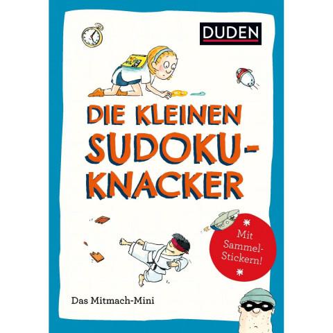 Duden Minis - Die kleinen Sudokuknacker / VE mit 3 Exemplaren