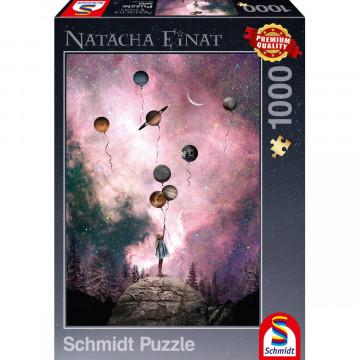 Planet Sehnsucht Puzzle 1.000 Teile
