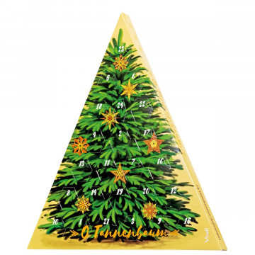 Adventskalender »O Tannenbaum«