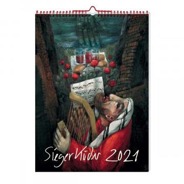 Wandkalender »Sieger Köder 2021«