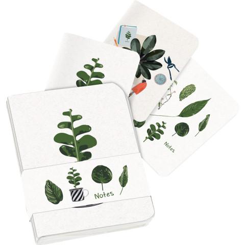 Plant it - Love it! Mini-Notizhefte