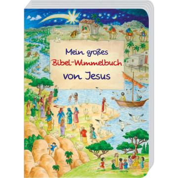 Mein großes Bibel-Wimmelbuch von Jesus (1 Stück)