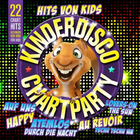 Chart Kids: Kinder Disco Chartparty