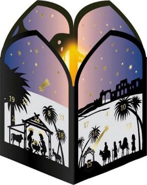 Adventskalender »Laterne«