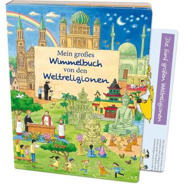 Mein großes Wimmelbuch von den Weltreligionen (1 Stück)