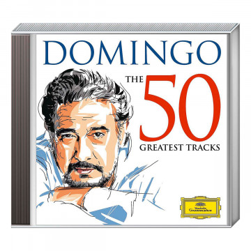 2 CDs »Domingo The 50 Greatest Tracks«