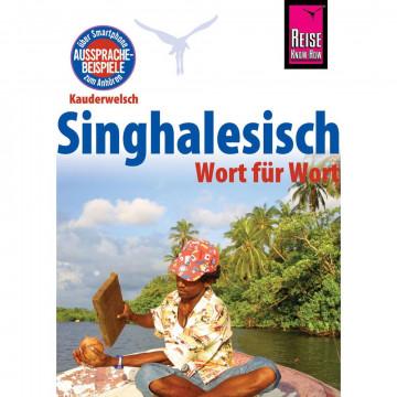 Reise Know-How Sprachführer Singhalesisch - Wort für Wort