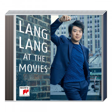 CD »Lang Lang At the Movies«