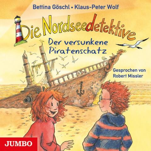Die Nordseedetektive 05. Der versunkene Piratenschatz