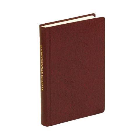 Kleines Stundenbuch: Fastenzeit und Osterzeit (Kunstleder)