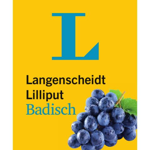 Langenscheidt Lilliput Badisch - im Mini-Format