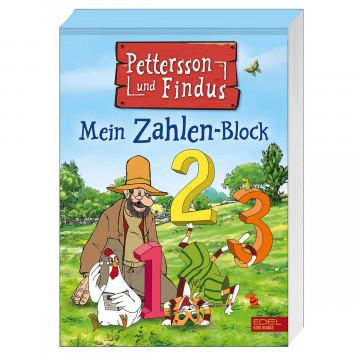 Pettersson und Findus: Mein Zahlen Block