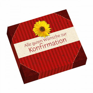 Magnetbox: »Zur Konfirmation«