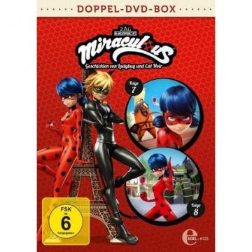 Miraculous 07 + 08 Doppel-Box