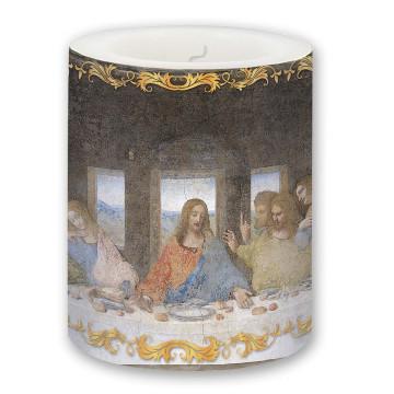 Lampionkerze »Letztes Abendmahl«
