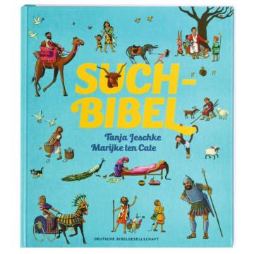 Such-Bibel. Großformatiges Wimmelbuch für Kinder ab 4 Jahren.