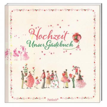 Hochzeit: Unser Gästebuch