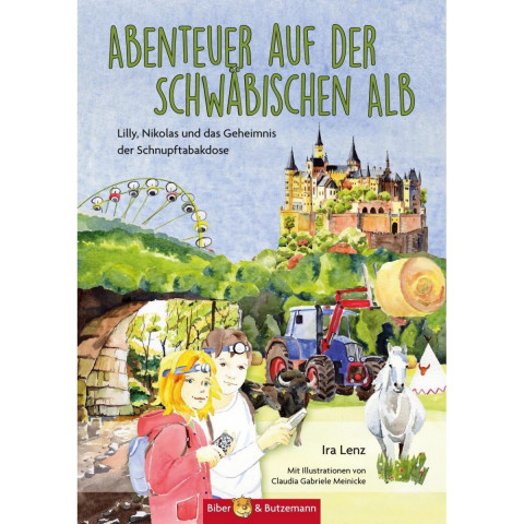 Abenteuer auf der Schwäbischen Alb