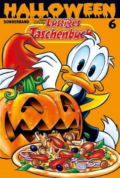 Lustiges Taschenbuch Halloween 06