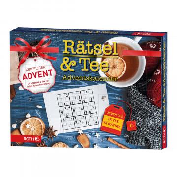 Rätsel- und Tee-Adventskalender