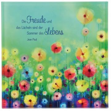 Acrylglas-Relief Die Freude (1 Stück)