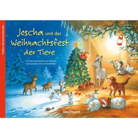 Joscha und das Weihnachtsfest der Tiere