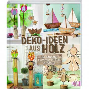 Deko-Ideen aus Holz