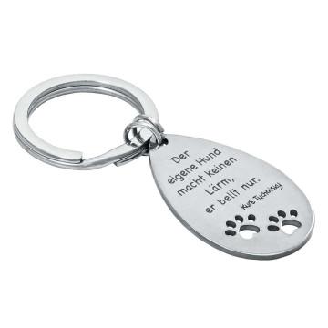 Schlüsselanhänger Pfötchen