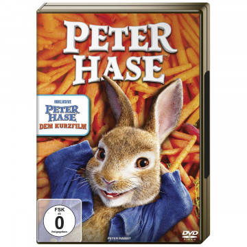 DVD »Peter Hase«