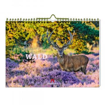 Kalender »Tierwelt - Wald 2021«